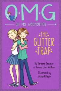 OMG The Glitter Trap - 474 x 711