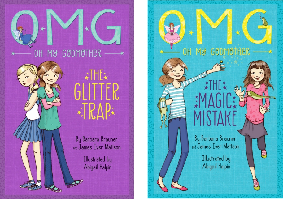Oh My Godmother covers