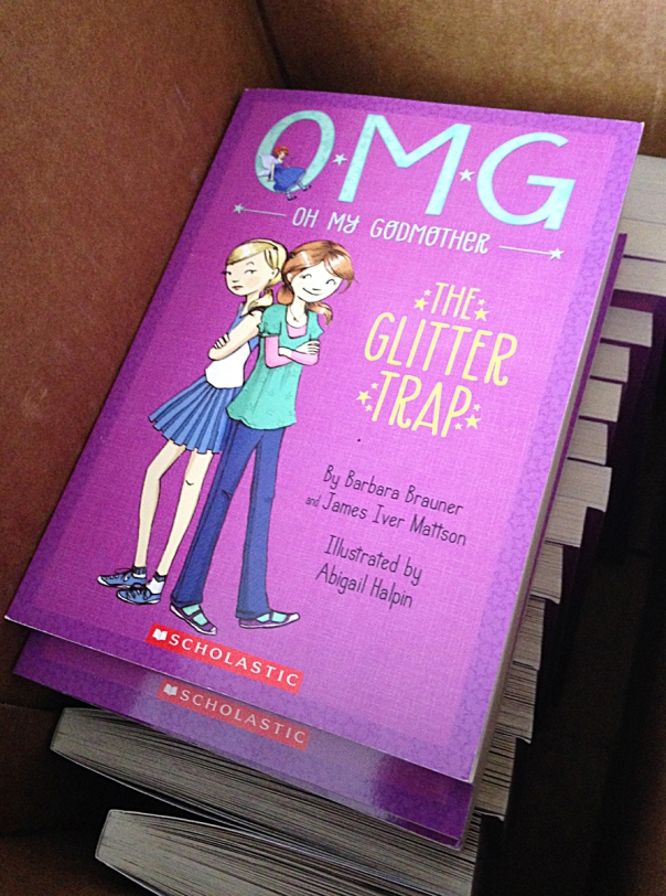 OMG: The Glitter Trap